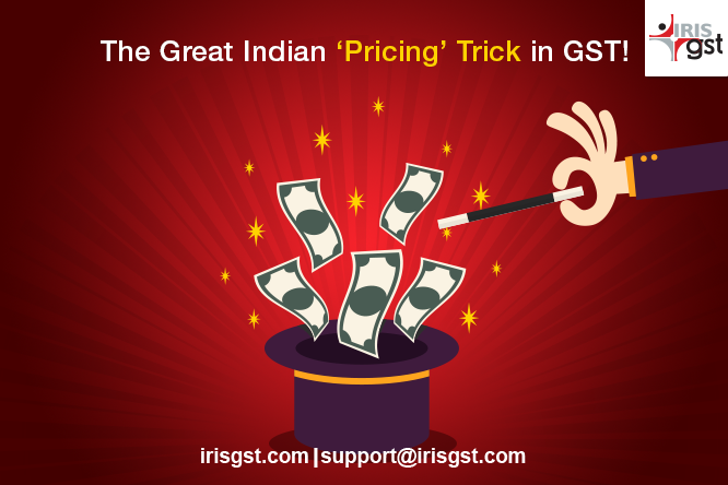 The Great Indian Pricing Trick in GST!