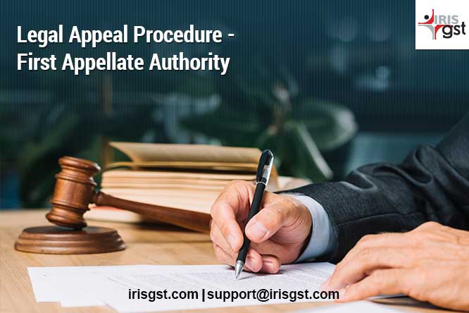 GST-Law-and-Procedure-Legal-Appeal-Procedure-to-First-Appellate-Authority